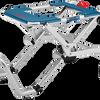 ขาโต๊ะเลื่อย BOSCH รุ่น GTA60W Professional Saw Stand (สำหรับโต๊ะเลื่อย GTS10XC และ GTS10J)