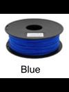 เส้นพลาสติค PLA ขนาด 1.75 มม. ขนาด 1 กก. (1.75mm PLA filament-1kg.) - BLUE