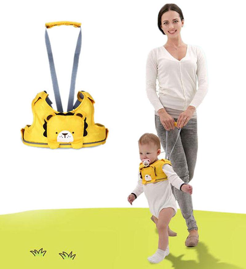 สายจูงลูกหัดเดิน สีเหลือง