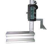 Digital Height Gauge with fractions (WR200) -เกจวัดความสูงแบบดิจิตอลพร้อมการวัดแบบเศษส่วนของนิ้ว