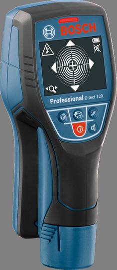 BOSCH D-tect 120 Professional Scanner เครื่องตรวจหา Bosch รุ่น D-tect 120