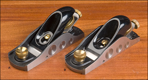 Veritas® Standard and Low-Angle Block Planes