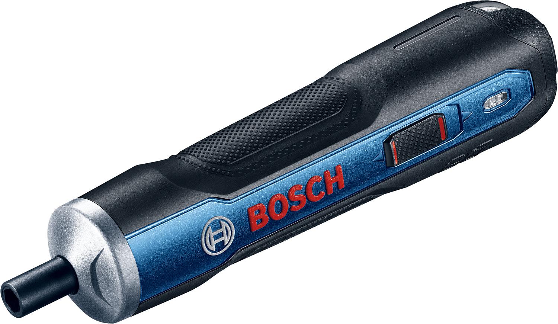 BOSCH GO Cordless Screw Driver - ไขควงแบตเตอรี่ Li-Ion 3.6v