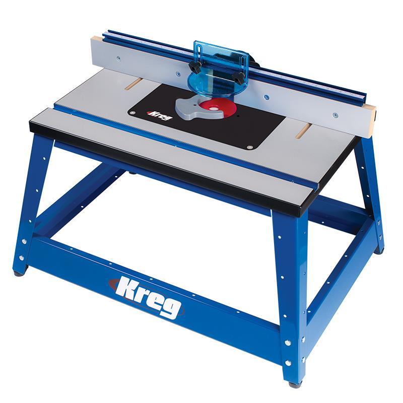 Kreg Precision Benchtop Router Table - โต๊ะเร้าเตอร์ชนิดตั้งโต๊ะสำหรับงานที่ต้องการความละเอียด