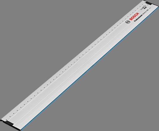 Bosch FSN RA32 1600 Professional Guide rail1 600mm with 32 hole layout (รางระบบ 32 สำหรับใช้กับเร้าเตอร์ ความยาว 1600 มม.)