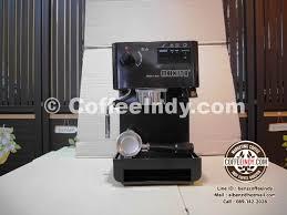 เครื่องชงกาแฟ IMAT MOKITA Super Inox Black