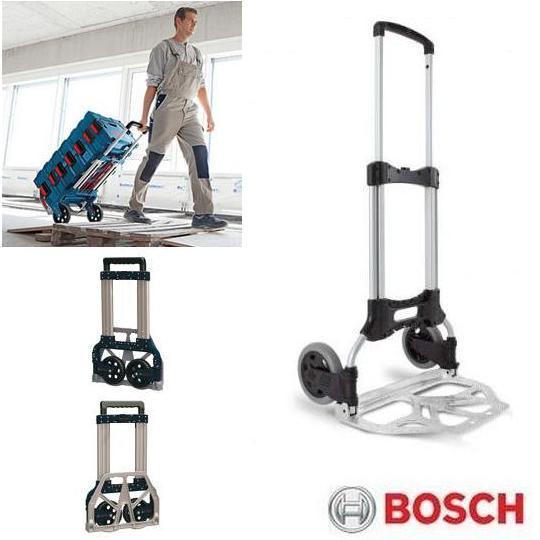 BOSCH L-Boxx Alu-Caddy Trolley (รถลากอลูมิเนียม) สำหรับกล่องเครื่องมือ L-Boxx