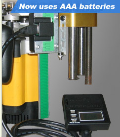 Wixey WR525 Remote Router Readout -ตัววัดความสูงดอกเร้าเตอร์ บนโต๊ะเร้าเตอร์แบบดิจิตอล