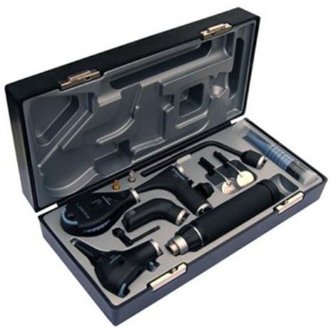 ชุดตรวจหูตาคอจมูก Deluxe LED 3.5V L3 oto / L2 ophth