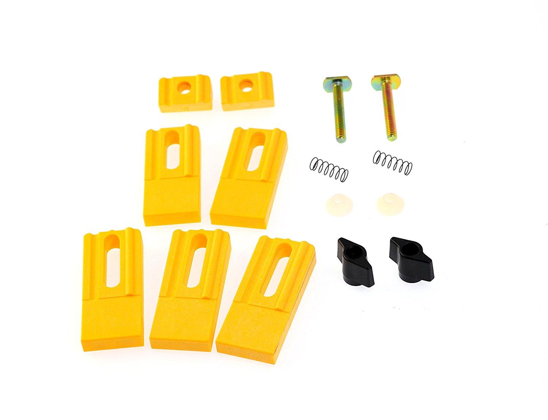 Micro Jig GRR-RIPPER Gravity Heel Kit - ชุดคิทขาล็อคเกี่ยวท้ายไม้
