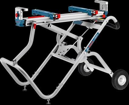 ขาเลื่อยตัดองศา Bosch GTA2500W Professional Miter Saw Stand