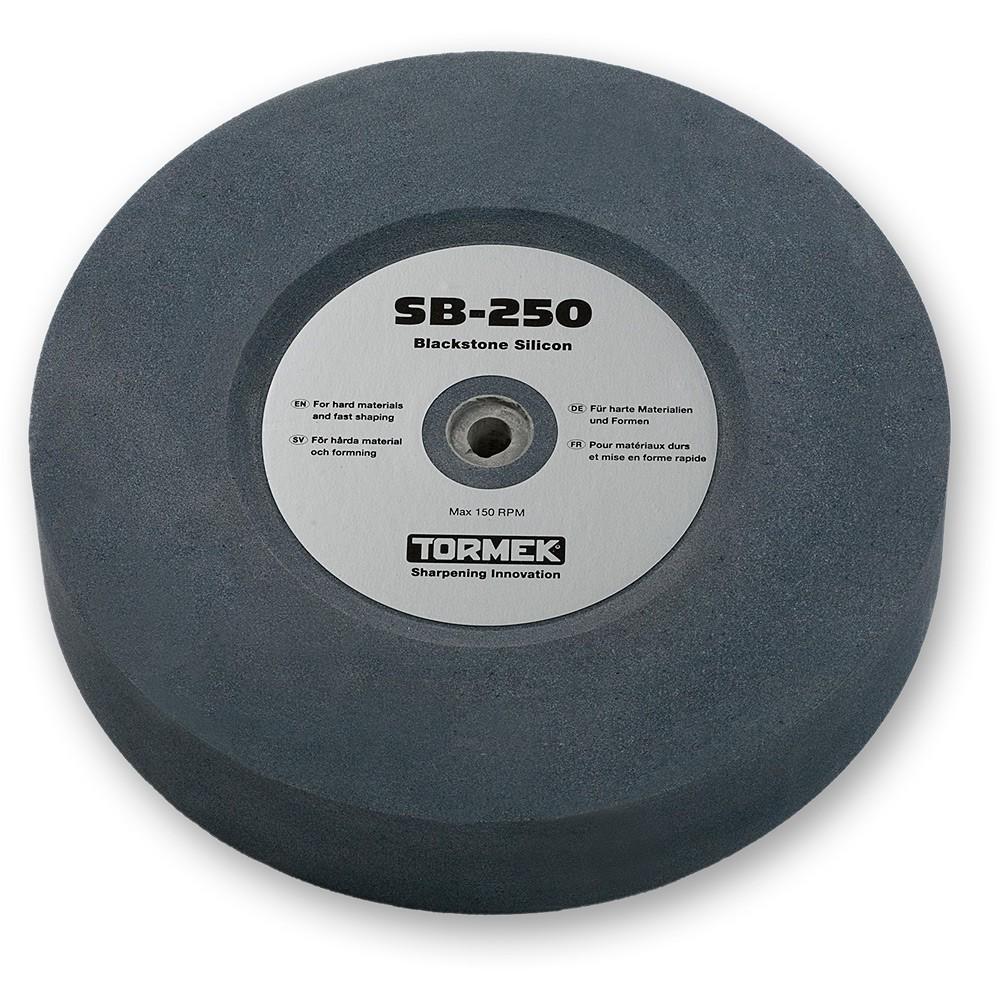 "(Pre-Order) TORMEK SB-250 Blackstone Silicon Stone - หินลับดำซิลิคอน ขนาด 10"""