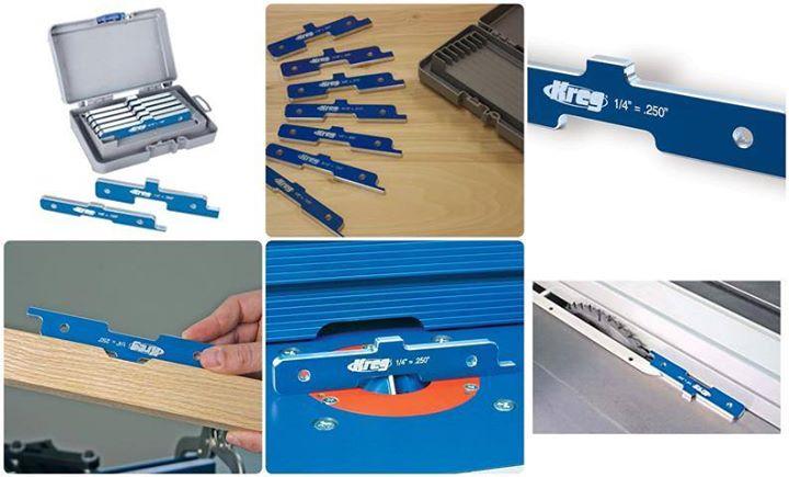KREG PRS3400 - Setup Bar set ชุดตั้งระยะ