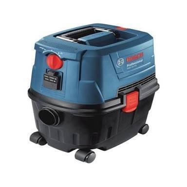 Bosch GAS 15 PS - เครื่องดูดฝุ่นชนิดเปียกและแห้ง มีสวิทช์อัตโนมัติ เปิดปิดเอง ตามเครื่องมือ