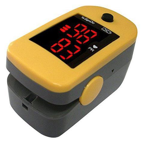 Pulse Oximeter เครื่องวัดออกซิเจนในเลือด รุ่น C1