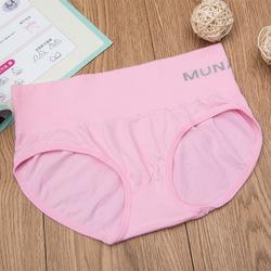 กางเกงในเก็บพุง Munafie สีชมพู