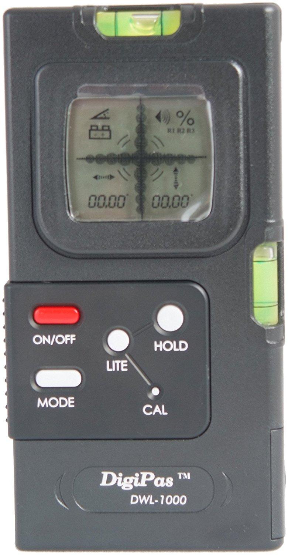Digi-Pas DWL-1000XY - ระดับน้ำดิจิตอล 2 แกน XY จากอังกฤษ