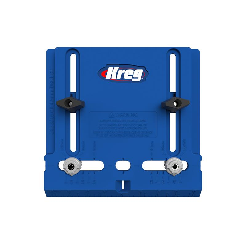 KREG KHI-PULL Cabinet Hardware Jig - จิ๊กสำหรับติดตั้งมือจับ ปุ่มดึง ลิ้นชัก ประตูตู้ - KHI-PULL