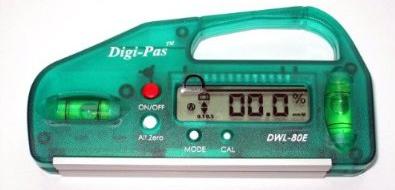 DIGI-PAS DWL-80e - ระดับน้ำดิจิตอลขนาดพกพา (สีเขียว) จากอังกฤษ