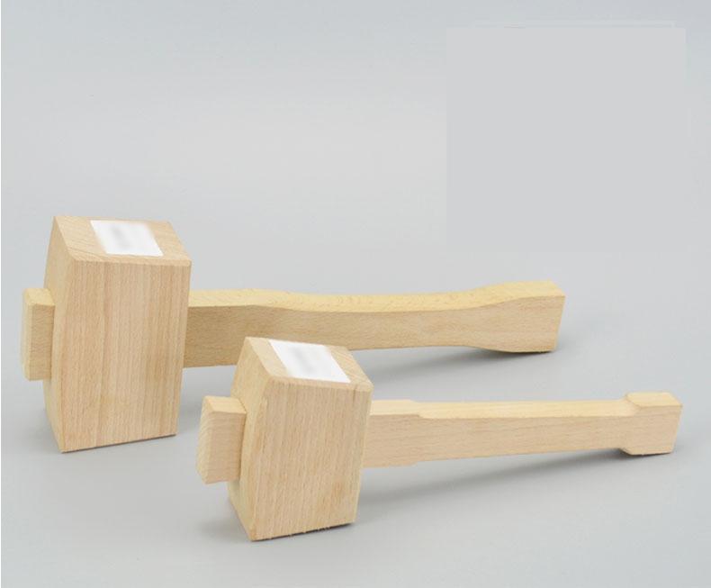 SIT Beech Wood Carving Mallet - ค้อนเหลี่ยมไม้บีช สำหรับงานไม้