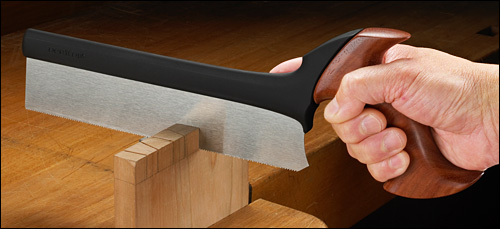 Veritas® Dovetail & Crosscut Saws- เลื่อยตัดเดือยหางเหยี่ยว และเลื่อยตัดขวางเสี้ยน