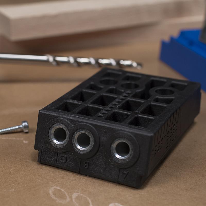 KREG Micro-Pocket Drill Guide ชุดเจาะเอียงขนาดจิ๋ว
