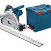 Bosch GKT55GCE Professional Track Saw Standard Set (เลื่อยรางบ็อชชุดมาตรฐาน พร้อมราง 1.6 ม. และกล่องใส่เลื่อย L-Boxx)