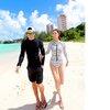 [พร้อมส่ง]BeachMan-526 กางเกงว่ายน้ำ กางเกงขาสั้นผู้ชาย ((เนื้อผ้าชุดว่ายน้ำ))