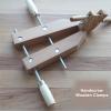 Beech Handscrew Wooden Clamps - แคล้มป์ไม้มือหมุนไม้บีข