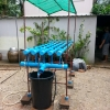 ชุดแปลงปลูกผักอัตโนมัติขนาด 35 หลุมปลูก ระบบน้ำขึ้น-น้ำลง(FAD)