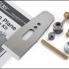 VERITAS Wooden Plane Hardware Kit with PM-V11 blade (ชุดคิทสำหรับทำกบไม้จาก Veritas)