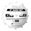 FREUD SD208S New Stacked Dado Set for all Saw - ชุดใบเลื่อยเซาะร่อง ขนาด 8-inch -ITALY