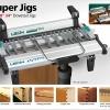 (Pre-Order) LEIGH SuperJigs 12-inch, 18-inch, 24-inch and Accessories - จิ๊กทำเดือยหางเหยี่ยว และเดือยกล่องขนาด 12, 18 และ 18 นิ้ว และอุปกรณ์ประกอบ* (Made in Canada)