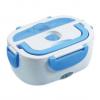 กล่องอุ่นอาหารไฟฟ้า แบบพกพา รุ่น bb1 (สีฟ้า)