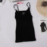 เสื้อกระชับสัดส่วน Munafie สีดำ (L)