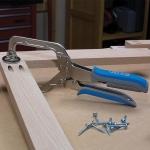 KREG - 3-inch Wood Project Clamp แคล้มป์งานไม้อัตโนมัติขนาด 3 นิ้ว