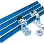 KREG KMS8000 Precision Track & Stop Miter Saw Imperial Kit- ชุดคิทรางและตัวหยุดไม้สเกลนิ้ว