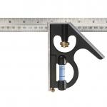 Empire E250IM Heavy Duty Professional Combination Square, 12-Inch (300 mm.) - ฉากผสม ยาว 12นิ้ว 300 มม.)