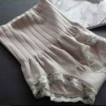 กางเกงในเก็บพุง Munafie แท้ 100% สีเทา