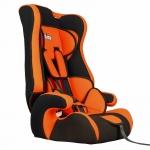 [สีส้ม] คาร์ซีท Fico เบาะรถยนต์นิรภัยสำหรับเด็ก รุ่น SQ308 [สำหรับ 6 เดือน - 12 ขวบ]