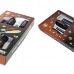 จับคู่จัดโปรฯ NAREX 863020 + 863120 set of bevel edge chisels, สิ่วชุดรวม 8 เล่ม ขนาด 6, 8, 10, 12, 16, 20, 26 และ 32 มม.