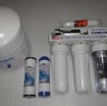 ชุดระบบกรองน้ำและเเรงดัน ( Water filter system and pressure )