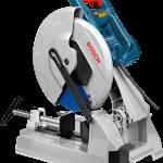 Bosch GCD12JL Metal Cut-off Saw - เลื่อยตัดเหล็กไร้สะเก็ดไฟ - 0601B28040