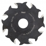 FREUD FI102 Replacement 4-Inch 8 Tooth Blade for Biscuit Joiners - ใบตัดสำหรับเครื่องเจาะแผ่นบิสกิต U.S.A.(Made in Italy)