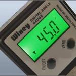 WIXEY WR300TYPE2 - เครื่องมือวัดมุม วัดองศาแบบตัวเลข (Digital Angle Gauge)