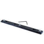 MICROJIG ZP9-B1 Single ZeroPlay Miter Guide Bar - แท่งสได์สำหรับใช้กับราง Miter ชนิดปรับได้