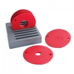 Kreg PRS3050 Level-Loc Reducing Rings (5-Piece Set)
