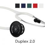 หูฟังทางการแพทย์ Duplex 2.0 , Stainless ,Riester