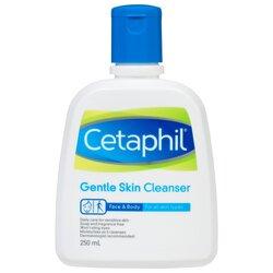 Cetaphil Gentle Skin Cleanser 250 ml ผลิตภัณฑ์ทำความสะอาดผิวสูตรอ่อนโยน