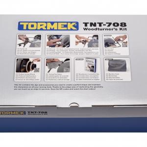 Tormek TNT-708 Woodturner's Kit (ชุดคิทจิ๊กลับมีดกลึง)